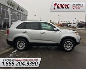 2012 Kia Sorento EX w/ Sunroof, Heated Leather Seats, AWD Edmonton Edmonton Area image 2
