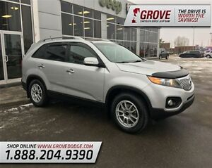 2012 Kia Sorento EX w/ Sunroof, Heated Leather Seats, AWD Edmonton Edmonton Area image 1