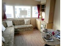 SHOULD NOT BE MISSED! Caravan for sale in Heacham, Norfolk. 200m from beach. Fees included until '18