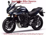 2008 Yamaha FZ6-SHG Fazer S2 (20,269 miles) *Breaking For Spares / Parts* FZ6S2 FZ 6 S FZ6 SHG