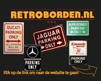 Parking signs - diverse automerken / motormerken -