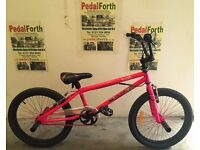 USED Urban Culture Street BMX (Pedal Forth, Leith)