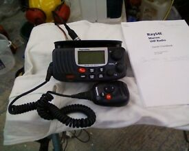 Raymarine RAY 54E VHF Radio with DSC