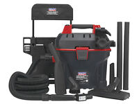 Sealey Wall Mounted Garage Vacuum Cleaner GV180WM Brand New Sealed