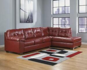 ASHLEY & IMPORT SECTIONAL SALE FROM $ 298 ( FREE AREA RUG)