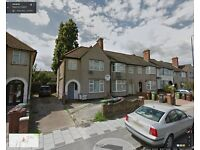 NICE 1 BED GROUND FLOOR FLAT WITH GARDEN READY TO MOVE IN (RM10) DAGENHAM, INC C-TAX & WATER BILLS