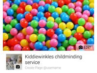 Kiddiewinkles childminding service