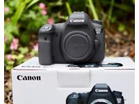 Canon 6D CAMERA BODY 3 MONTHS OLD