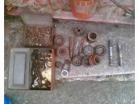 vintage bsa bicycle parts