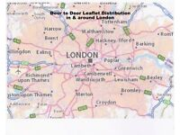 Door to Door Leaflet Distribution - Cheap, Fast and Reliable Service - GPS Tracking - From £37 -