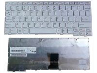 New For IBM LENOVO IdeaPad U160 U165 PC Laptop US Keyboard Teclado White