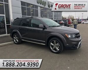 2016 Dodge Journey Crossroad w/ Sunroof, AWD, Third Row Seating,
