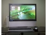 Aspire Z5761. All-in-one Touchscreen PC
