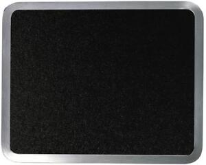 "NEW Vance Surface Saver 71215BK 12x15"" Built-in Tempered Glass Cutting Board, Black"