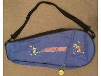 Tennis Racket Bag: Sylvester & Wile E. Coyote, Looney Tunes