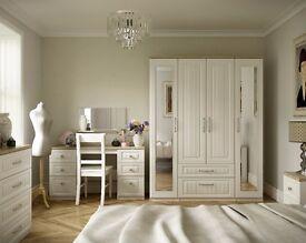 Portofino Bedroom Furniture **Home Delivery Available**