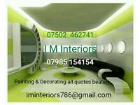 Painter and Decorator, Interior design, Tiling and flooring STAFF REQUIRED
