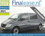 MB Vito 113 CDI 320 LANG DC LUXE 5Pers Airco Cruise €261pm
