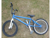 BMX with Odyssey Hazard Lite Back Wheel, WeThePeople, Fly, and Fit Parts