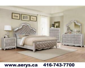 FURNITURE WAREHOUSE !! 6PCS Bedroom Set on Huge Sale STARTS FROM $399 CALL US AT 4167437700 !!