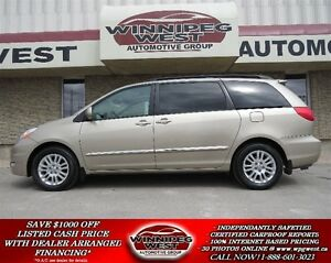 2010 Toyota Sienna LIMITED 7 PASSENGER 1 OWNER SASK TAXES PAID!