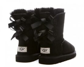 Black kids uggs