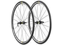Mavic Aksium 700c Wheelset complete with tyres New and Boxed