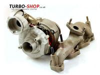 Audi A3, Seat Toledo, Skoda, VW Golf 2.0TDI BKD/AZV 136/140 HP Turbocharger / Turbo 724930-5010