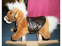 Rocking Pony Rocking Horse Smaller size