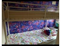 Bunk bed (white)