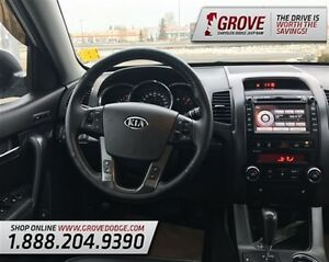 2012 Kia Sorento EX w/ Sunroof, Heated Leather Seats, AWD Edmonton Edmonton Area image 14