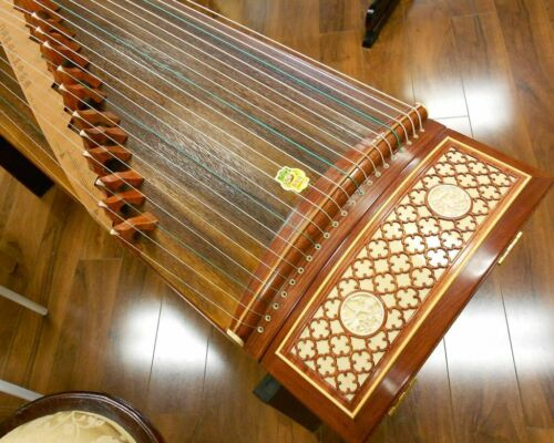 Dunhuang Concert Guzheng 694KK Chinese Zither