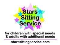 Special needs Sitter required urgently for young male adult with learning disabilities