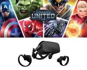 Oculus Marvel Powers United VR Special Edition Rift + Touch  PC (Limited Edition) - Windows