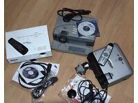 Digital Projectors (x3) (sold as spares or repair)