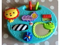 Kid toys - Fisher-Price Explore and Play panel (LIKE BRAND NEW) (FFSP)
