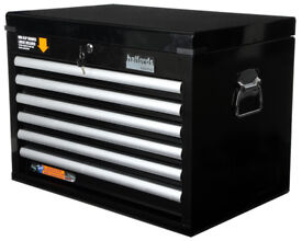 Halfords Industrial 6 Drawer Tool Chest / Toolbox / Brand New / Can Deliver FREE