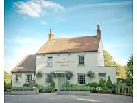Kitchen Assistant required Monday to Friday for our busy little country pub with 2 AA Rosettes