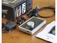 Apogee Duet 2 Professional Audio Recording Interface Mac