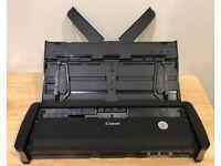 Canon P-215 portable document scanner