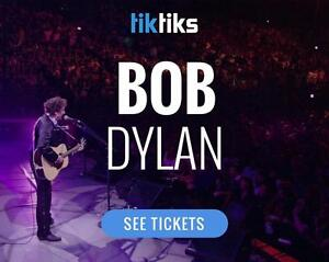 Bob Dylan Concert tickets Friday June 30th! Buy tickets in CAD$. Mobile Entry available