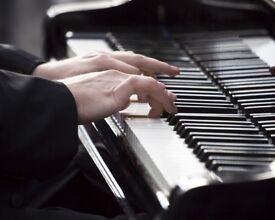 Piano Lessons - Giffnock