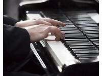 Piano Lessons - Giffnock
