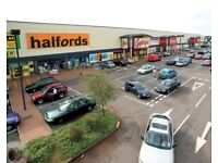 Car Wash Hand Valeting Business For Sale - Busy Shopping Retail Park - Jet Wash Cleaning