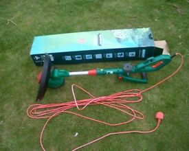Qualcast Grass Strimmer 450w as new only used twice