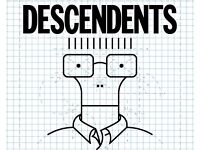 4 TICKETS FOR DESCENDENTS, O2 ACADEMY BRIXTON LONDON SUNDAY 4TH JUNE
