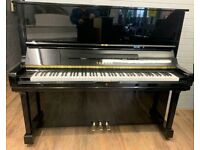 Yamaha U3 | Belfast|| Belfast pianos| | Free delivery || Black | belfast ||