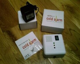 BRAND NEW Cold Temperature Alarm (Boxed with fittings and instructions)