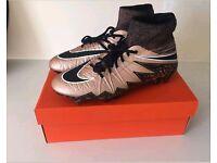Nike hypervenom football boots size 9.5
