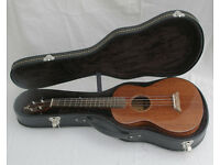 Ashbury AU 24T Tenor Ukulele for sale in mint condition with case